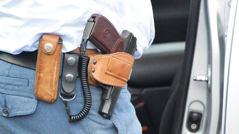 Для Минобороны создан новый пистолет на замену пистолета Макарова