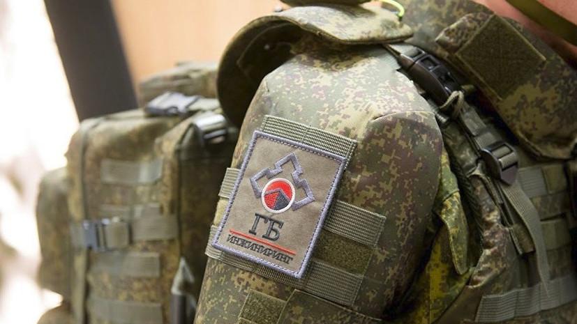 В России начали тестировать экзоскелет для военных