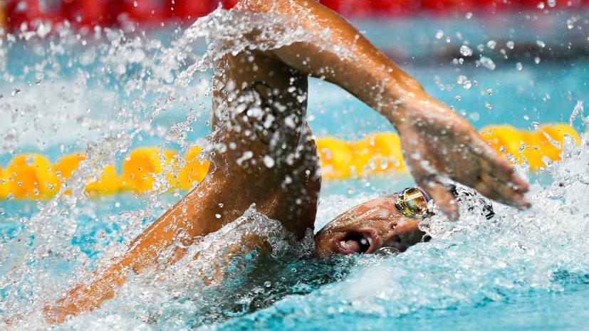 Российские пловцы завоевали два золота в третий день юношеских Олимпийских игр