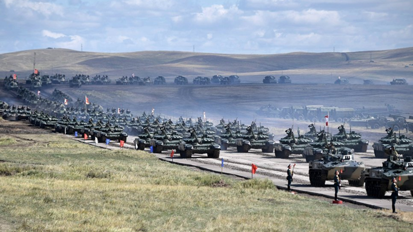 Шойгу заявил, что учения «Восток-2018» показали высокую мобильность войск