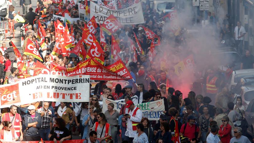 «Банализация Макрона»: как Франция разочаровалась в молодом президенте