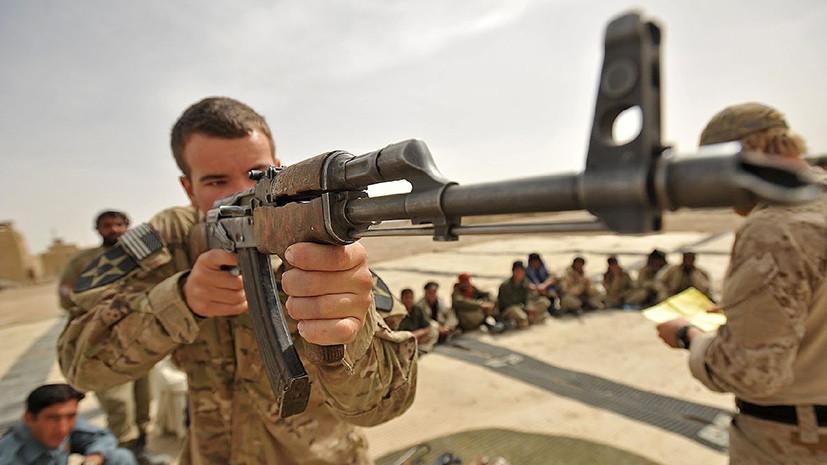 Цель — калашников: вооружат ли спецназ США российскими пулемётами
