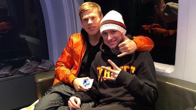 Друг Кокорина и Мамаева: футболисты готовы извиниться и помочь семьям пострадавших