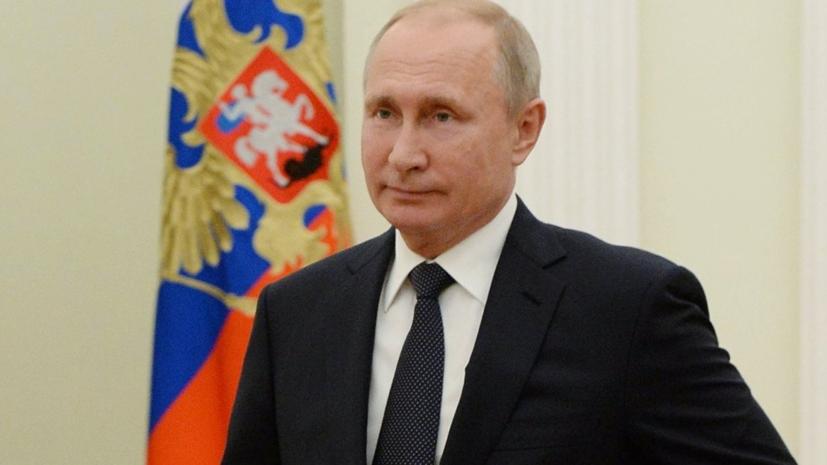 Путин прокомментировал поведение Нурмагомедова после боя с Макгрегором