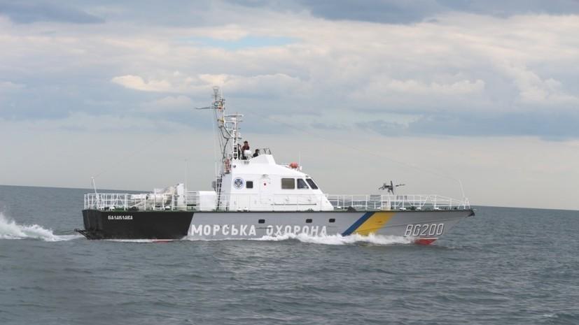 Источник заявил о готовящейся Киевом провокации в Азовском море