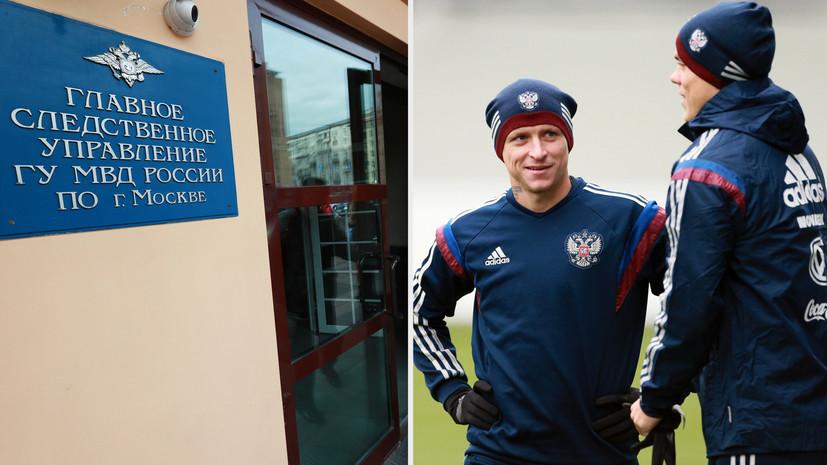 В СИЗО на 48 часов: футболисты Кокорин и Мамаев задержаны по делу о хулиганстве
