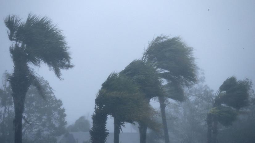 Число погибших в результате урагана «Майкл» увеличилось до двух