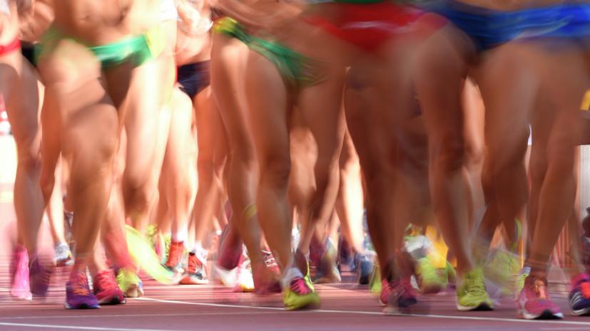 Украинская легкоатлетка Цвилий обвиняется в употреблении допинга