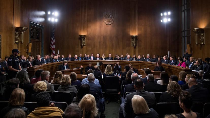 Эксперт прокомментировал предложение в сенате США спонсировать отказ Европы от российского газа