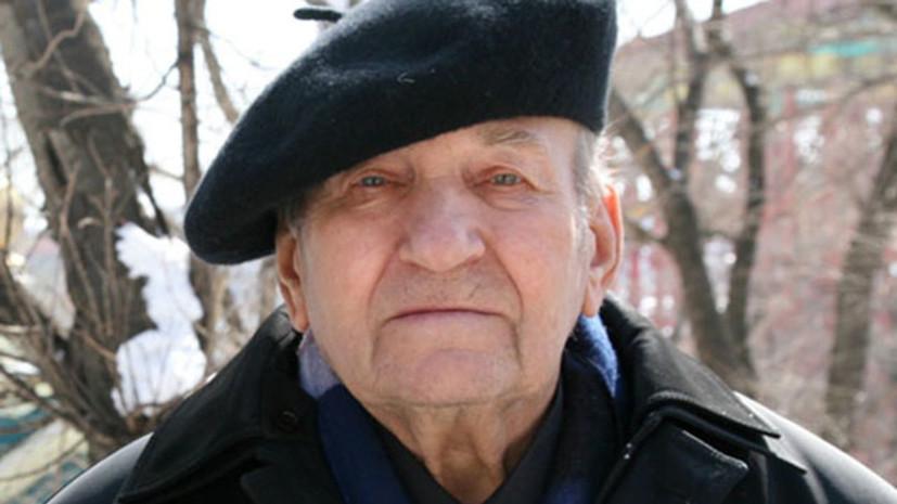 Умер народный художник РСФСР Анатолий Левитин