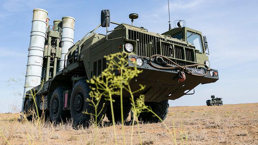 Санкционный рычаг: смогут ли США наказать Индию за покупку российских С-400
