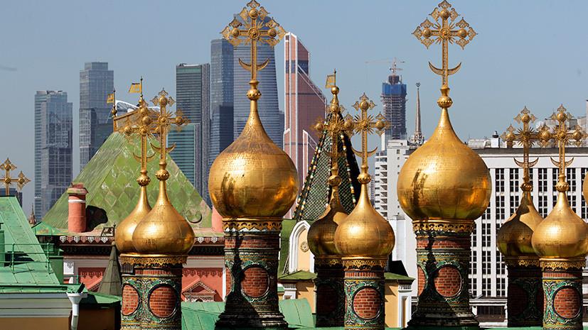 Легойда: Константинополь вступил в канонические отношения с раскольниками