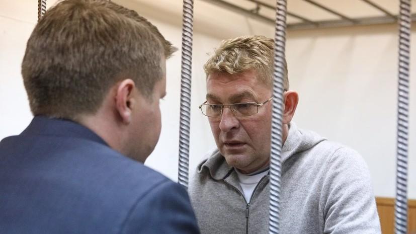 Суд на два месяца арестовал вице-президента ОАК Герасимова