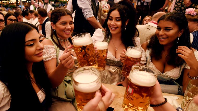Немецкие учёные рассказали о пользе пива