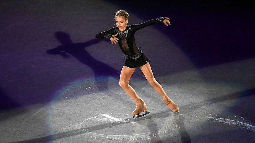 Квинтет лучших: пять российских фигуристок отобрались в финал юниорского Гран-при