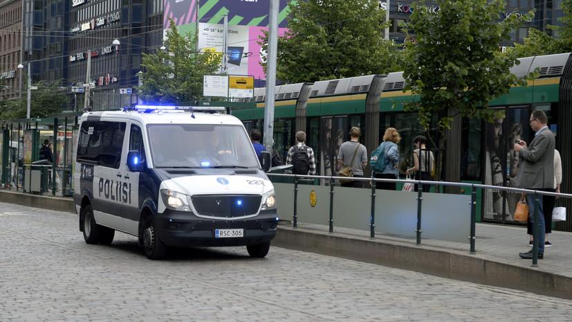 Три человека погибли в результате ДТП в Финляндии