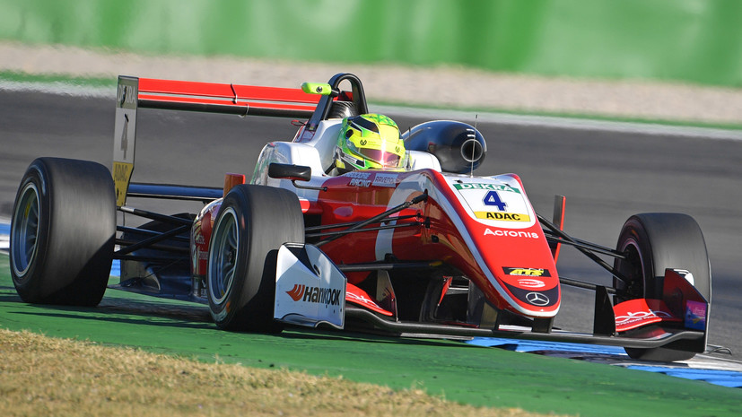 Сын Шумахера завоевал свой первый титул в автоспорте, став чемпионом «Формулы-3»