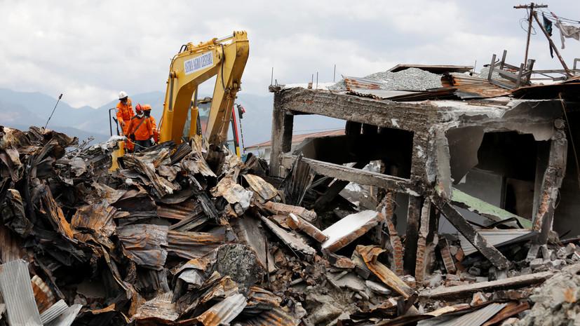 Всемирный банк выделит до  млрд на помощь Индонезии после землетрясений