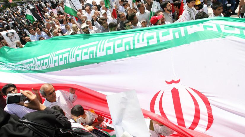 «По сирийскому сценарию»: почему Тегеран убеждён в намерении США добиваться смены власти в Иране