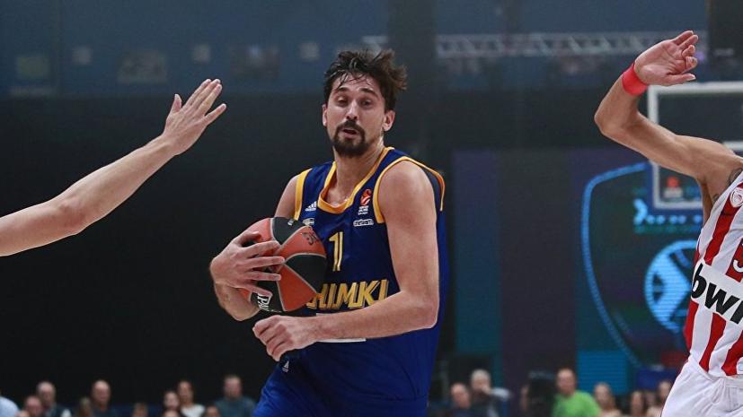 Швед стал самым результативным баскетболистом в истории Единой лиги ВТБ