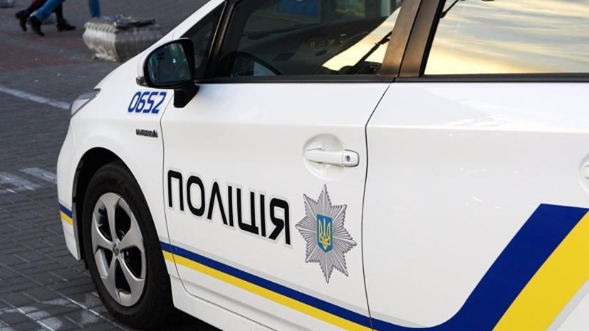 Полиция Киева начала проверку после нападения на предполагаемый офис Медведчука