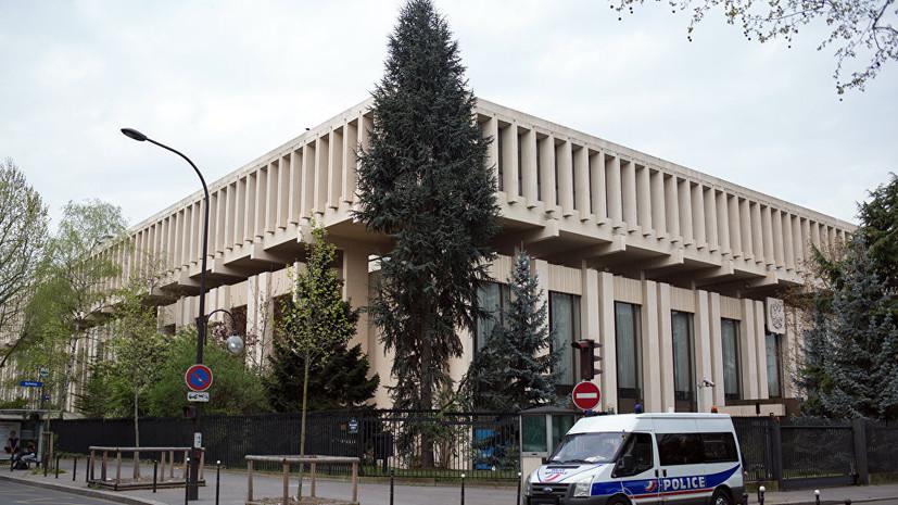 Посольство проверяет сообщения о задержании выходцев из Чечни в Париже