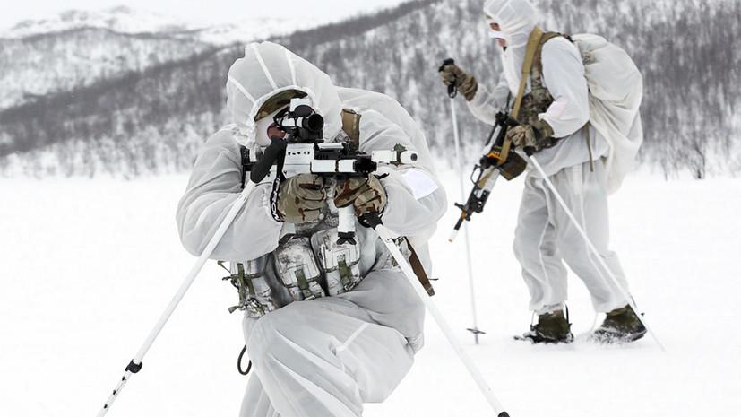«Амстердам потерял авторитет»: Нидерланды обвинили Россию в провокациях на учениях НАТО в Арктике