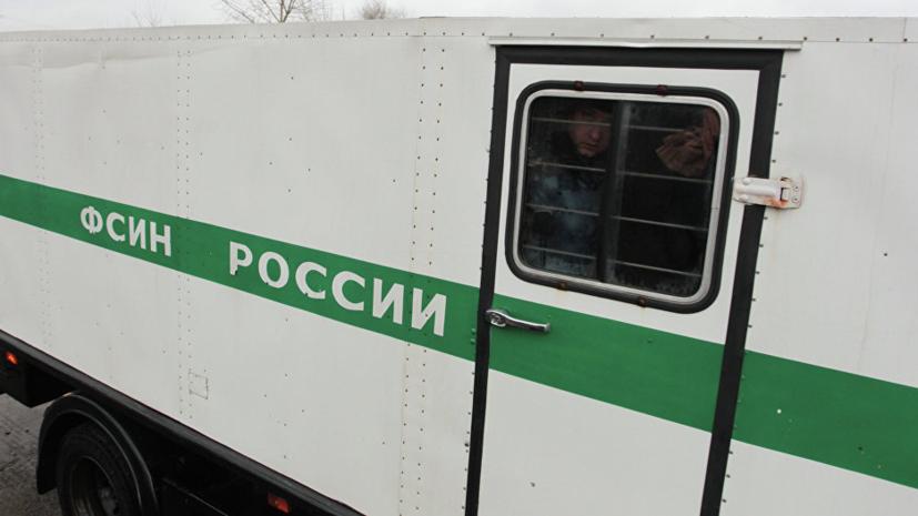 Автозаки ФСИН оборудуют спецсигналами