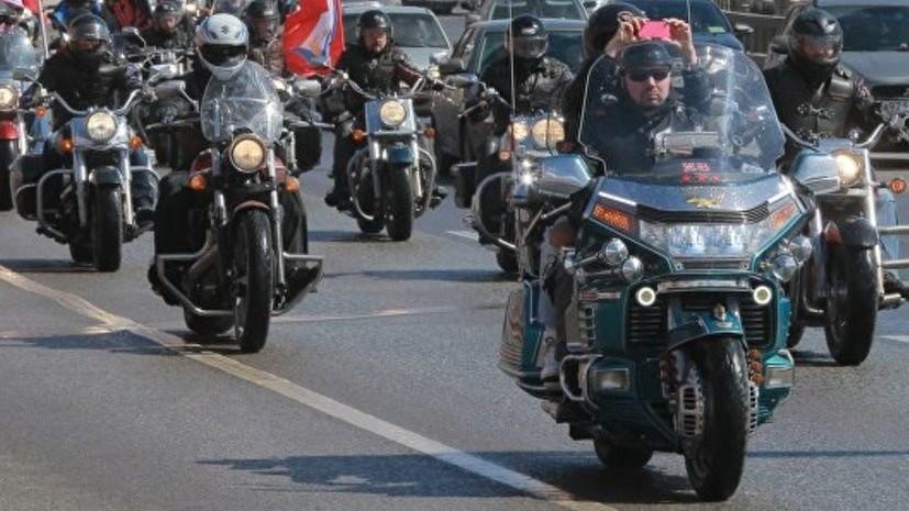 В Черногории задержаны байкеры из мотоклуба «Ночные волки»