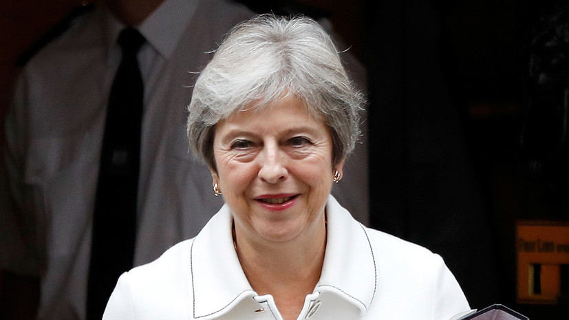 Politico: Великобритания иЕС достигли соглашения поBrexit