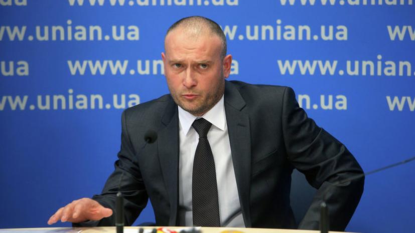 Эксперт оценил решение Яроша вывести два нацбатальона с передовой в Донбассе