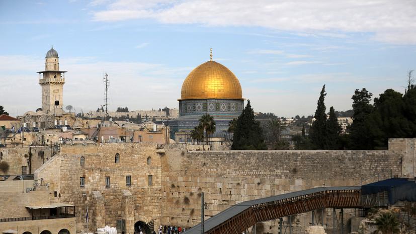 Австралия рассматривает возможность переноса посольства в Израиле