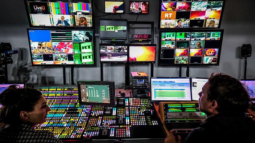 Рекордные 7 млрд просмотров: RT — №1 среди новостных телеканалов на YouTube