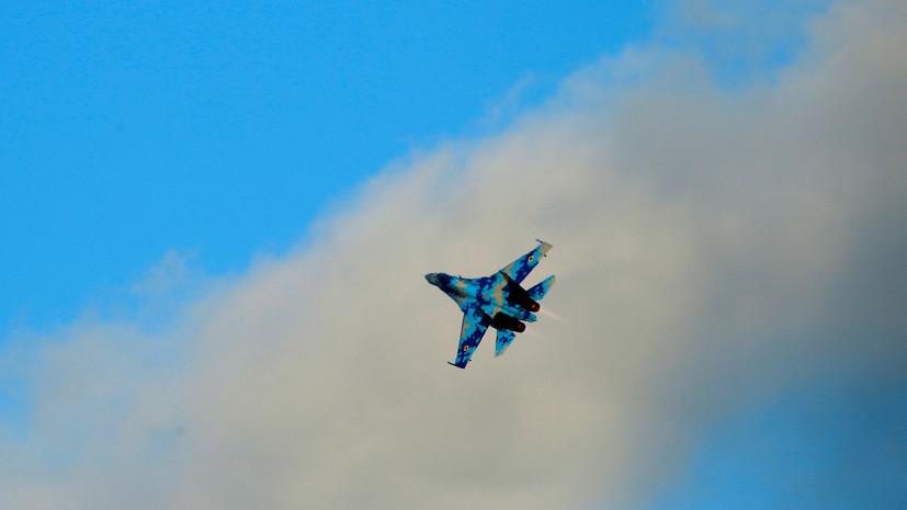 Эксперт прокомментировал сообщения о превосходстве Су-27 над американским F-15