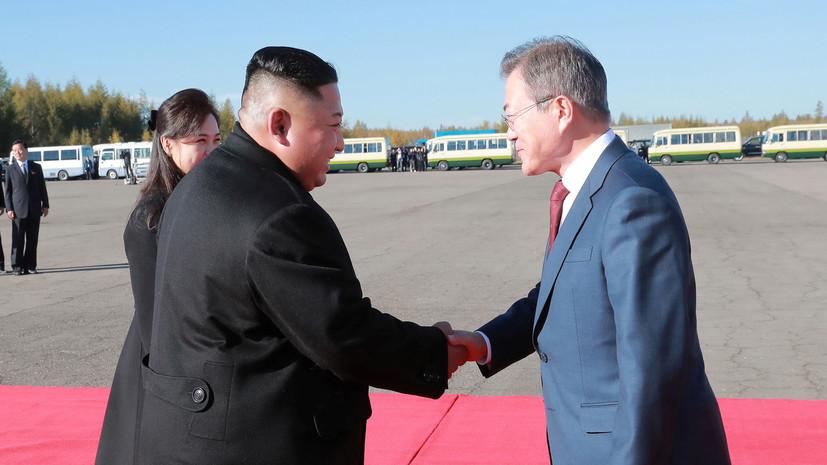 Россия и США договорились наращивать усилия в решении проблем Корейского полуострова