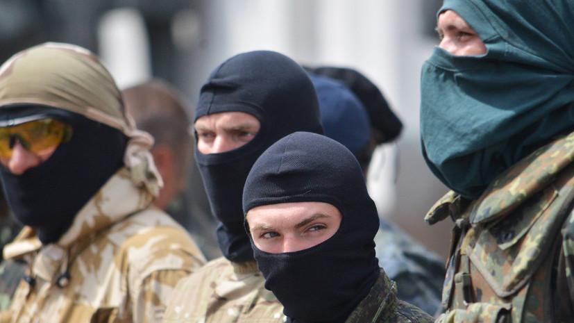 «Готовая частная армия»: зачем Ярош отводит подразделения украинских националистов с передовой в Донбассе
