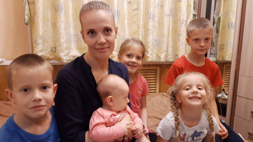 Маме пятерых детей отказывают в субсидии на жильё по формальному признаку