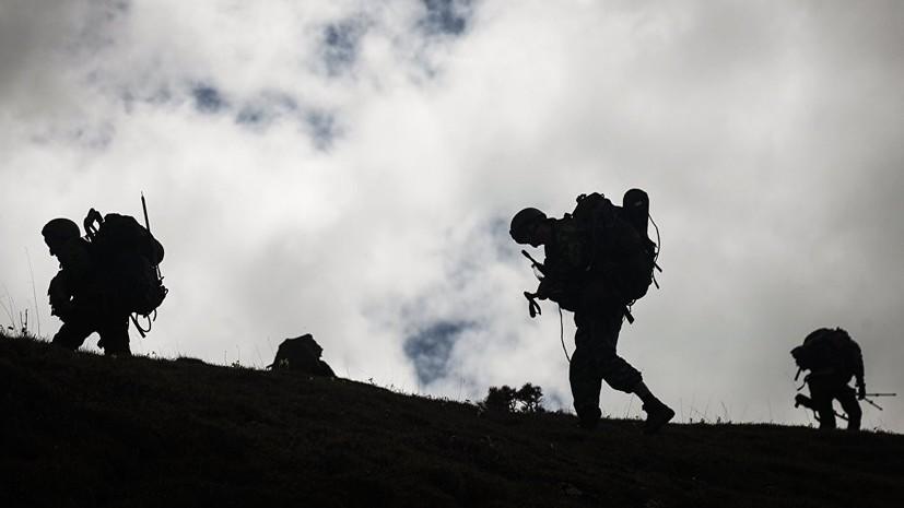 Экипажи самолётов морской авиации ЧФ начали тренировки по выживанию в горах
