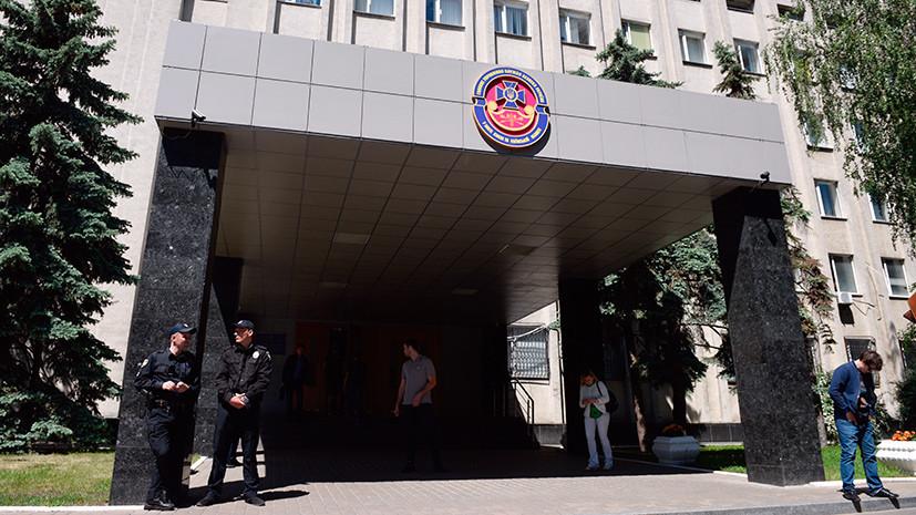 СБУ начала расследование в отношении замглавы Службы внешней разведки