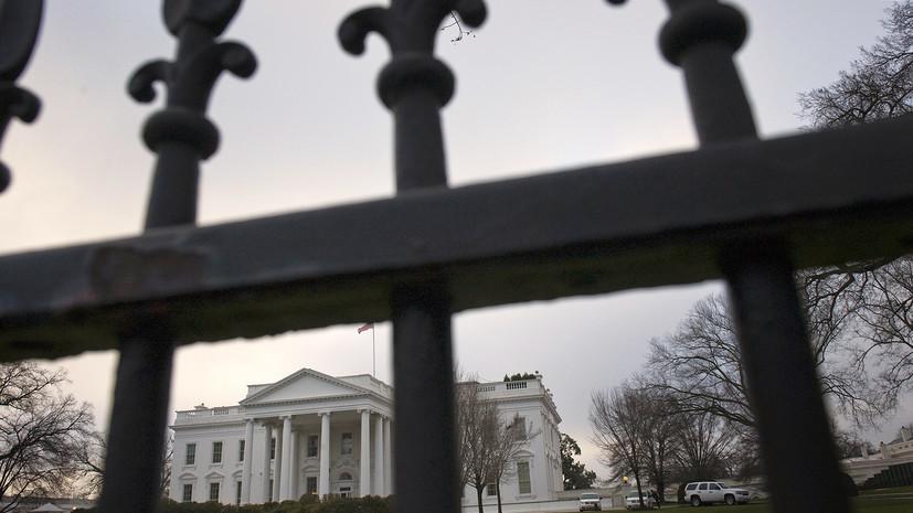 СМИ узнали о возможном введении США санкций за участие в восстановлении Сирии