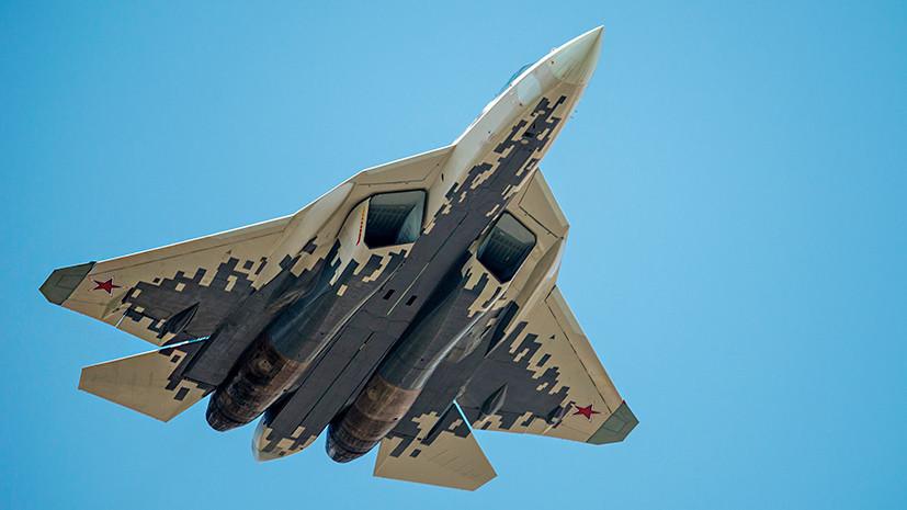 Беспилотный Су-57: какими возможностями будет обладать российский БПЛА нового поколения