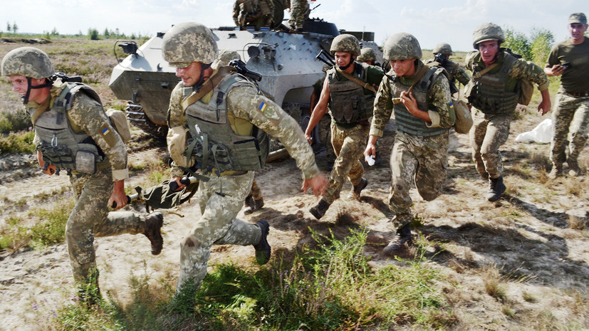 «Дезорганизация ВСУ»: почему Киев обратился за помощью к НАТО для охраны украинских военных арсеналов