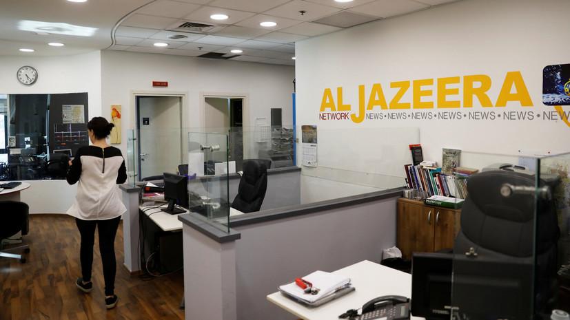 Al Jazeera по ошибке назвал Аксёнова устроившим стрельбу в Керчи