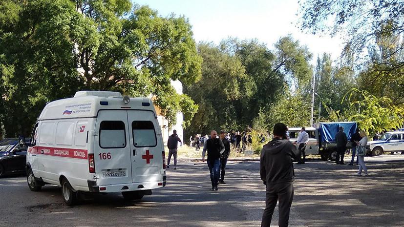 Источник рассказал о семье напавшего на колледж в Керчи юноши
