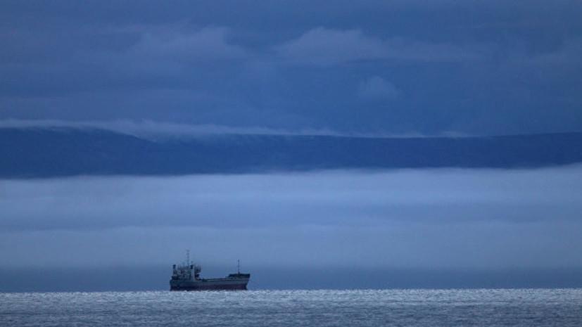 Россия ограничит иностранным судам право на перевозку нефти и газа в Арктике