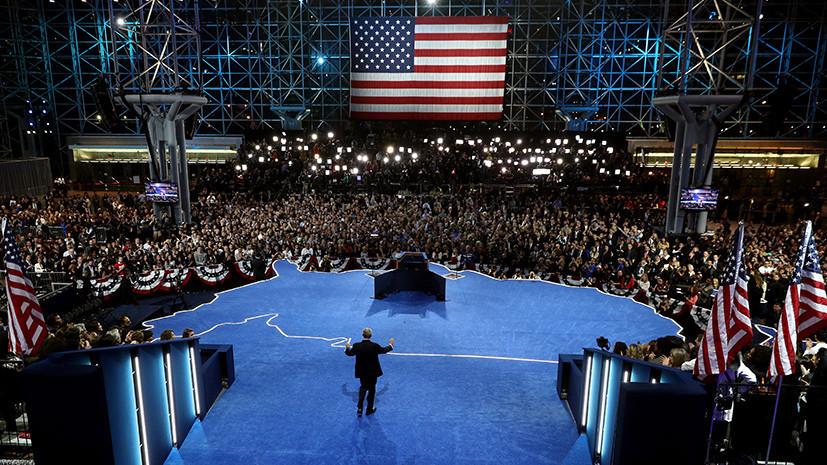 «Попытка взять реванш»: как поддерживающие демократов СМИ готовятся к выборам в конгресс США