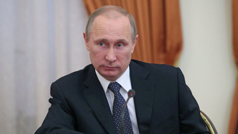 В Кремле подтвердили участие Путина в саммите по Сирии в Стамбуле