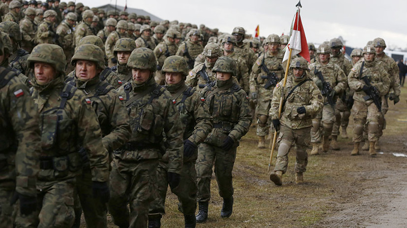«Отчаянная торговля русофобией»: зачем Польша усиливает противотанковую оборону на границе с Россией и Белоруссией