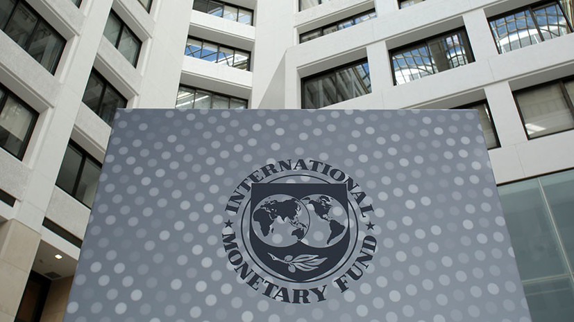 МВФ выделит Украине $3,9 млрд