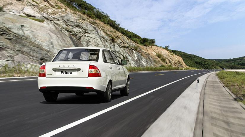 Эксперт прокомментировал рейтинг самых популярных подержанных автомобилей в России